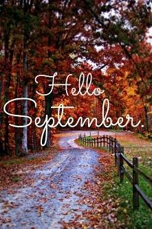 Już jutro wrzesień :)