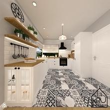 Kuchnia patchworkowa I