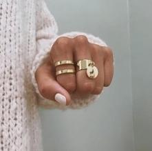 Zestaw dwóch pierścionków w cenie 5,90 zł. Kliknij w zdjęcie, aby przejść do ...