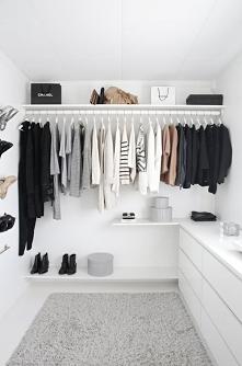 przepiękna garderoba:)