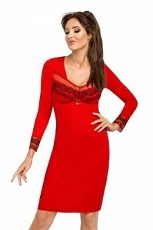 Donna Jasmine II czerwona Koszula nocna Donna 111,90 PLN