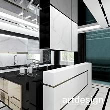 Projekt nowoczesnej kuchni ...