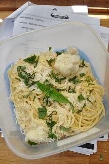 Dietetyczne spaghetti z par...