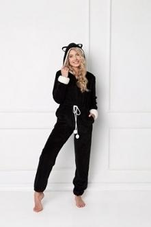 Aruelle Catwoman Onesie Bla...