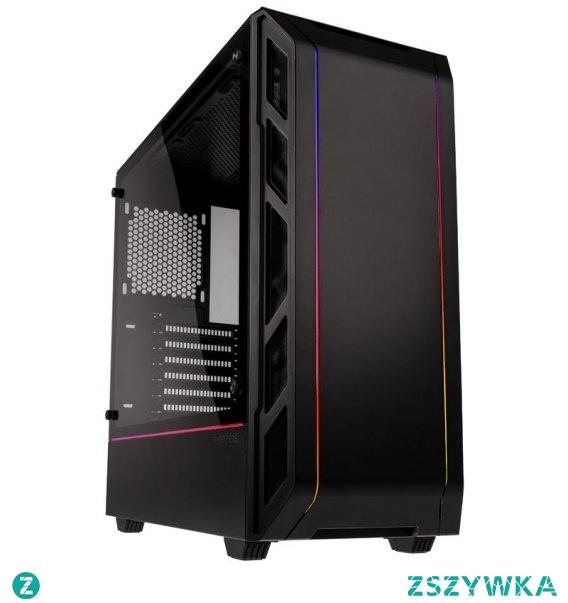 Obudowa do sprzętu PC eclipse p350x wyprodukowana przez firmę Phanteks to jeden z produktów, który kupisz w firmie BlackWhite TV. Sprawdź również inne dostępne elementy.