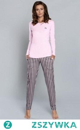 Italian Fashion Devi dł.r. dł.sp. piżama damska Italian Fashion 88,90 PLN