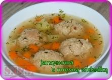 Uwielbiam zupy, a szczególn...