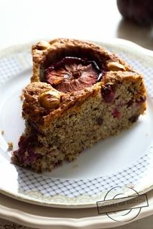 Ciasto z orzechami laskowym...