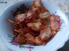 Domowe chipsy - jak zrobić ...