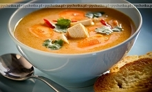 Zupa ziemniaczano-marchwiowa