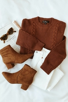Jesienny outfit...