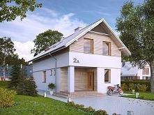 Projekt domu Koliber 2