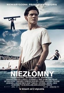 Unbroken (2014)  biograficzny, dramat, wojenny  Niepamiętliwe czasy przed  II...