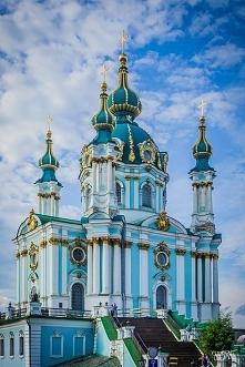 Cerkiew św. Andrzeja w Kijo...