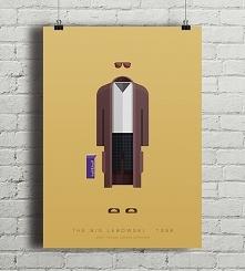 Big Lebowski - plakat