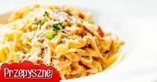 Oryginalny przepis na spaghetti carbonara