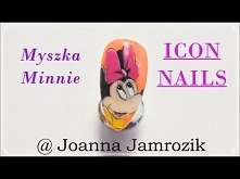 ICON NAILS - Minnie Mouse N...