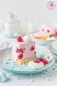 Ciasto malinowa pianka - Na...