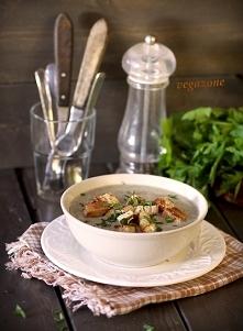 zupa krem pieczarkowy