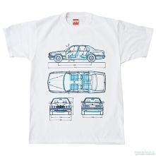 koszulka BMW 7 OLD tshirt