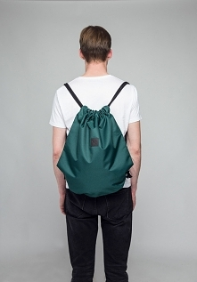 Zielony plecak - Lootbag cl...