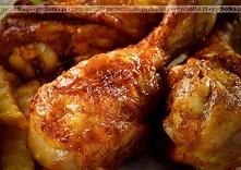 Aromatyczny kurczak z piecz...