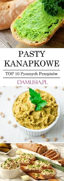 Pasty Kanapkowe – TOP 10 Py...