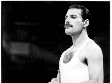 God Freddie Mercury