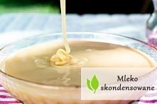 Mleko skondensowane - rodza...