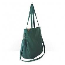 Pacco bag torebka zielona n...