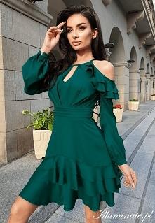 Piękna sukienka z kolekcji ...