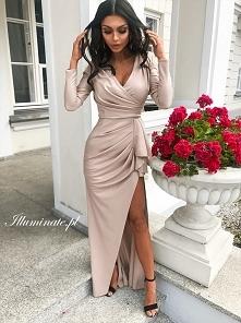 Wieczorowa sukienka na  stu...