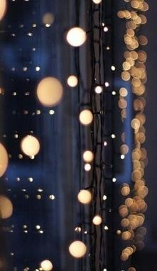 Lampki uwielbiam, są bardzo...
