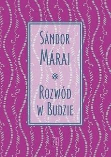 Znakomita powieść opisująca małżeńską zdradę. Węgierski wydawca tak reklamował wznowienie: Rozwód w Budzie? To przydarza się tylko innym! Lecz jeden z takich rozwodów w sposób z...