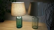 Lampa z butli ze starego syfonu (PRL) Do sprzedania - zainteresowanych zapras...