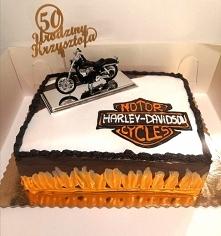Urodziny motocyklisty