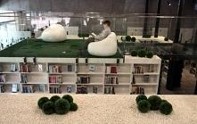 Ciekawa biblioteka w Lublin...