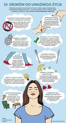10 kroków do uważnego życia