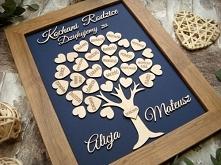 szukasz wyjątkowego prezentu dla rodziców? - podaruj takie drzewko - na serca...