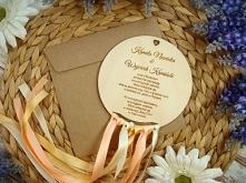 przepiękne zaproszenia ślub...