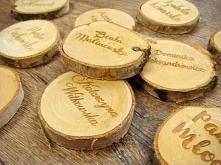 plaster drewna brzozowego j...