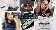 Dodatki do okularów z AliEx...
