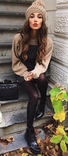 Jesienna stylizacja :)