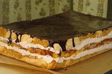 Ciasto Kropka z Wkładką Serową