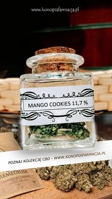 SUSZ MANGO COOKIES 11,7 % ---------> (produkt m.in. do celów badawczych lub kolekcjonerskich)  CIEKAWOSTKA: W wersji Indica susz Mango Cookies daje wyważone efekty. Jest to ś...