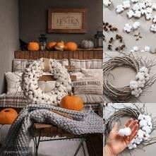 DIY cotton wreath COTTON bo...