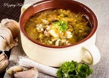 Zupa ogórkowa Kasi