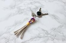 Breloczek do kluczy - sposó...