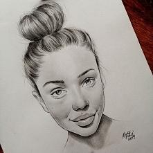 Zapraszam do polubienia mojej strony :) #pencil #art #artistoninstagram #arti...