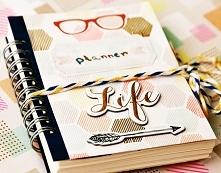Planer, notes handmade.